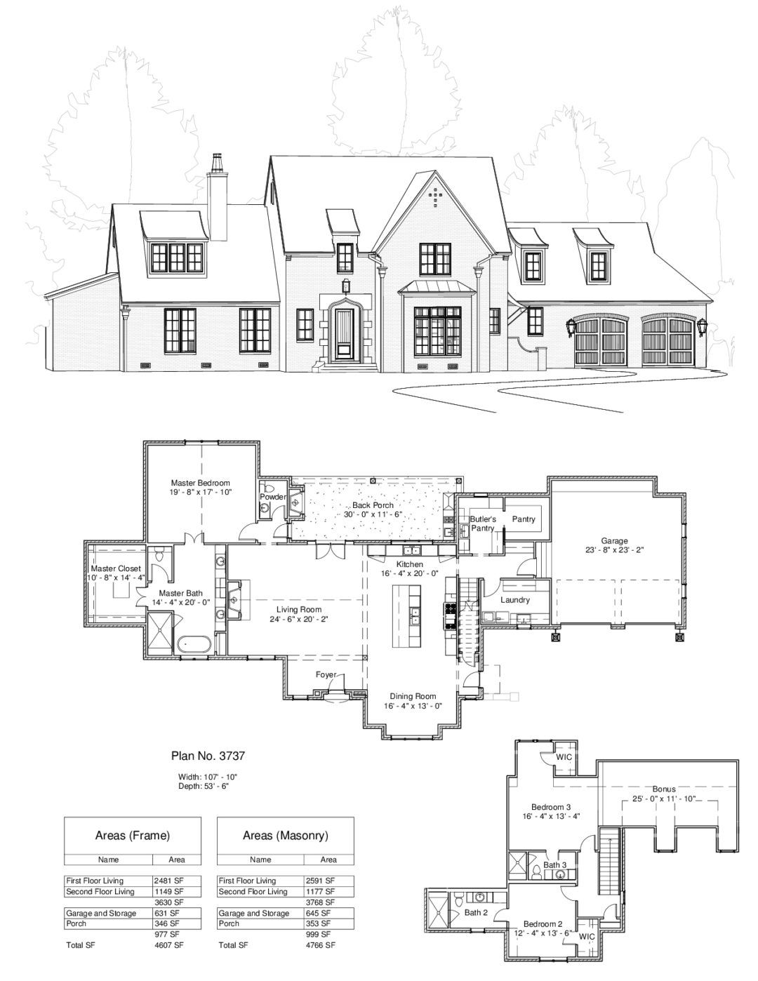 Plan 3737 Design Studio How To Plan House Plans Dream House Plans