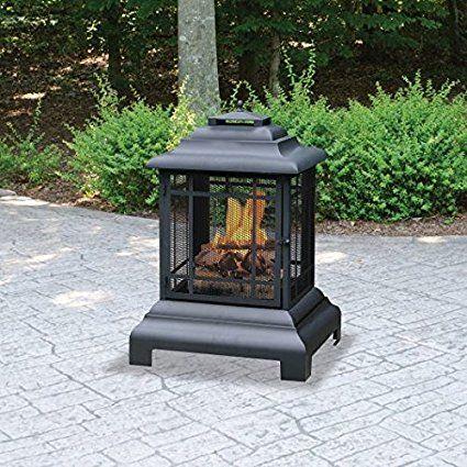 Amazon.com : Endless Summer, WAF501CS, Black Firehouse ...