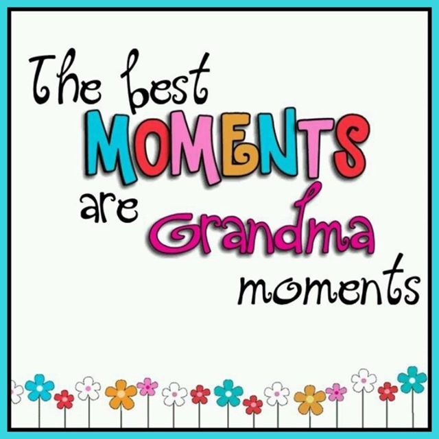 Absolutely And We Have Many More Great Moments To Come Nana Will See You  Both Very