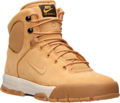 Men's Nike Air Nevist 6 Leather Boots | Finish Line | Things