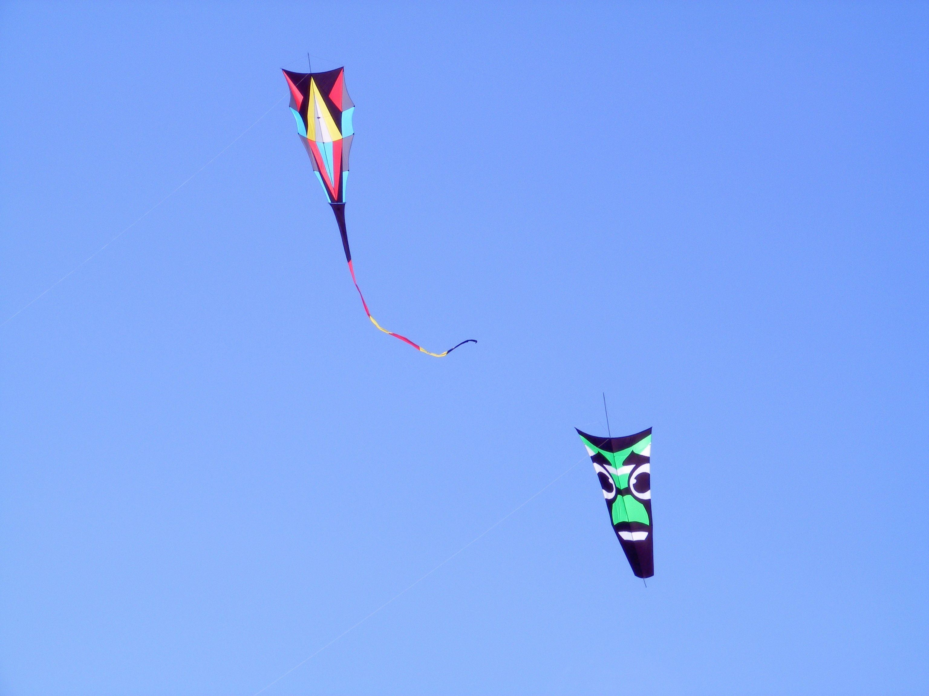 At North Coast Stunt Kite Games 2012