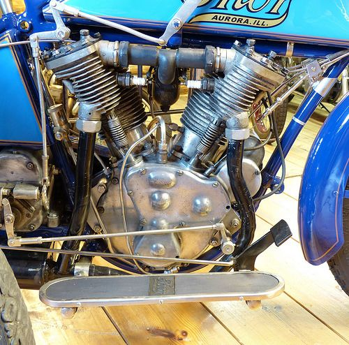 Thor 7hp 1916 blue r | by stkone
