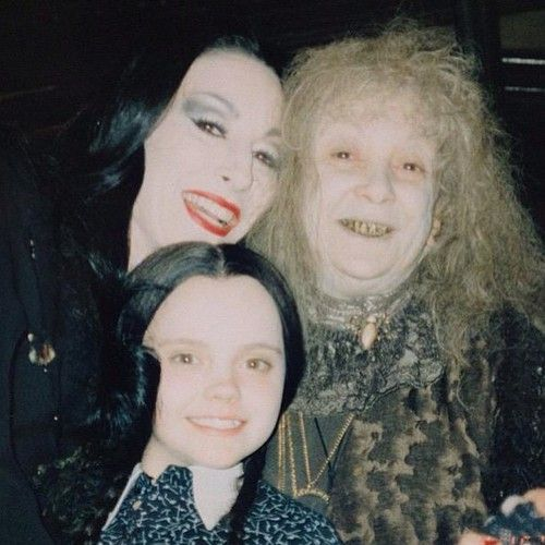 addams family and wednesday image