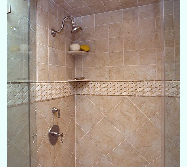 Ceramic Bathroom Tiles Handmade In Italy: Bathroom Tile Designs Photo Gallery