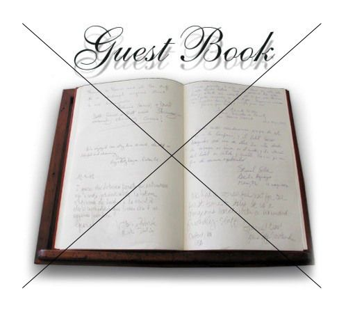 Modern And Fun Guest Book Ideas: Modern And Fun Guest Book Ideas (com Imagens)