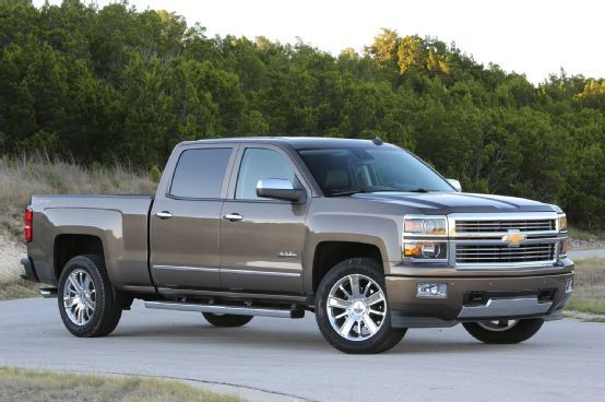 2014 Chevrolet Silverado High Country And Gmc Sierra Denali 1500