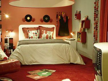 Best Chambre Orange Et Marron Images - lionsofjudah.us ...