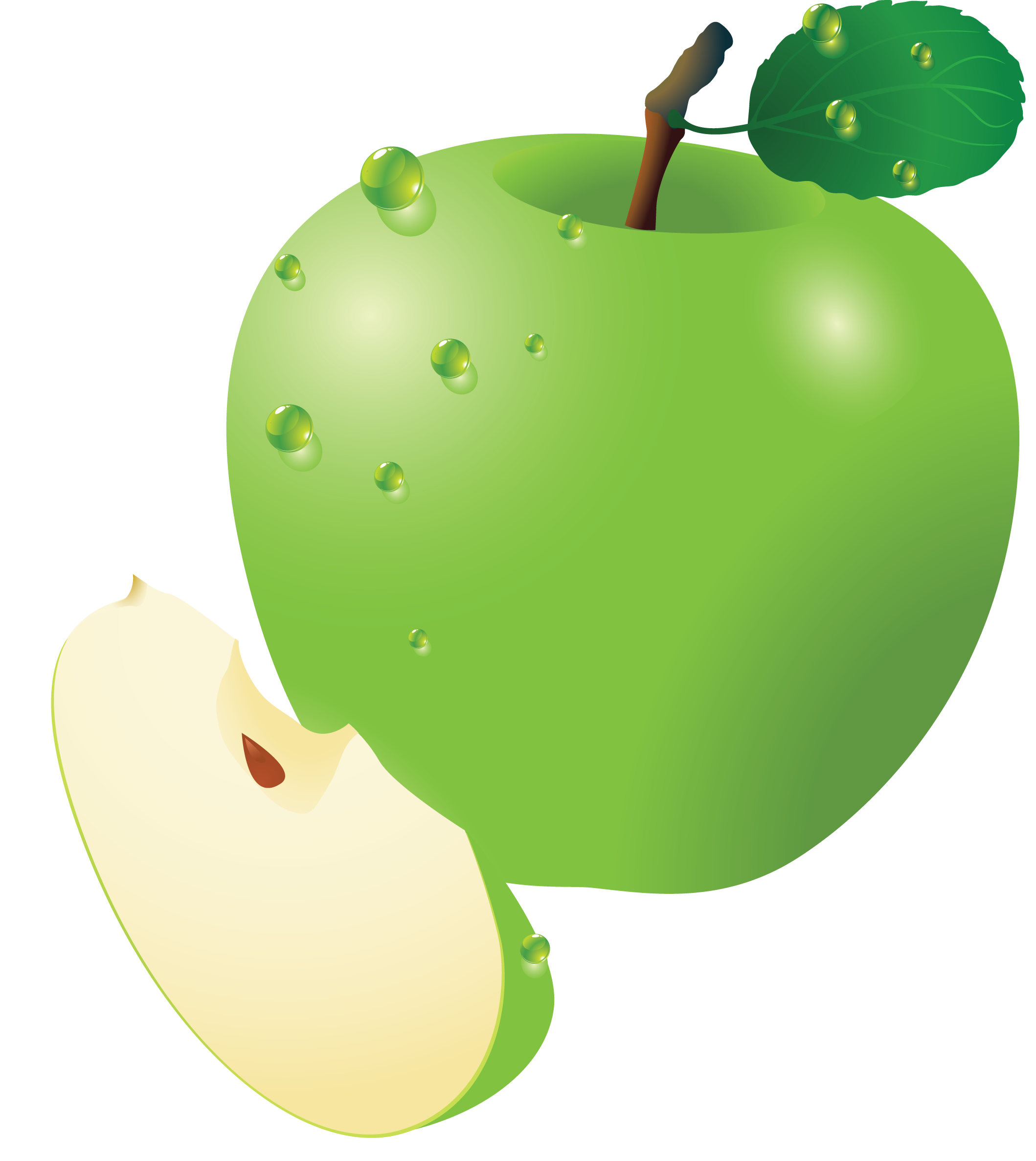 Green Apple's PNG Image Green apple, Apple, Green