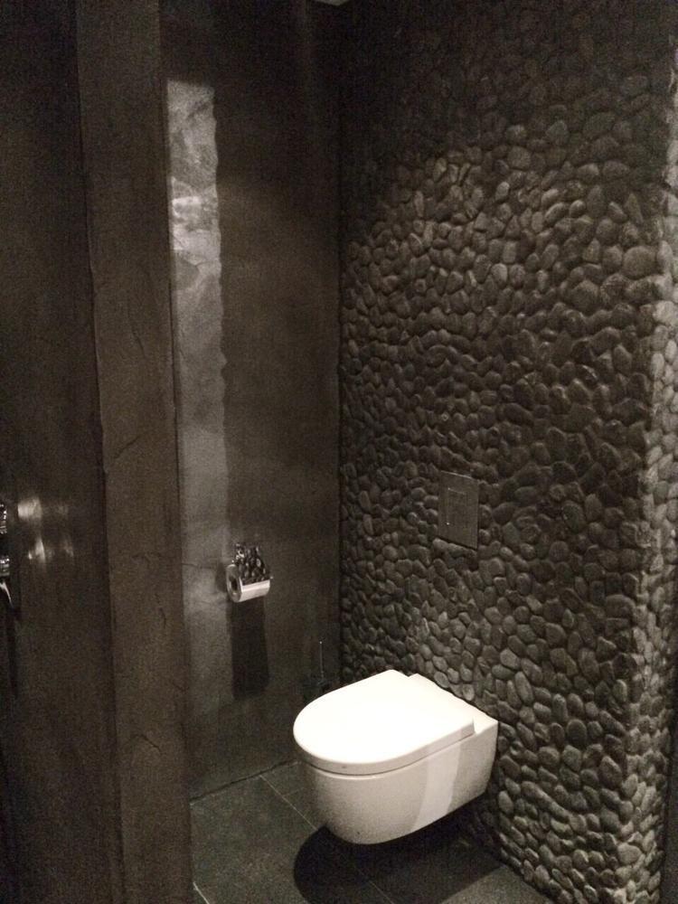 Foto Toilet Beton Cire Aangebracht Door Beton Cire Centrum