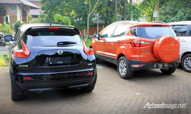 Ford Ecosport Vs Nissan Juke Http Autonetmagz Net Review New Ford Ecosport 1 5l Titanium By Autonetmagz With Video 7596