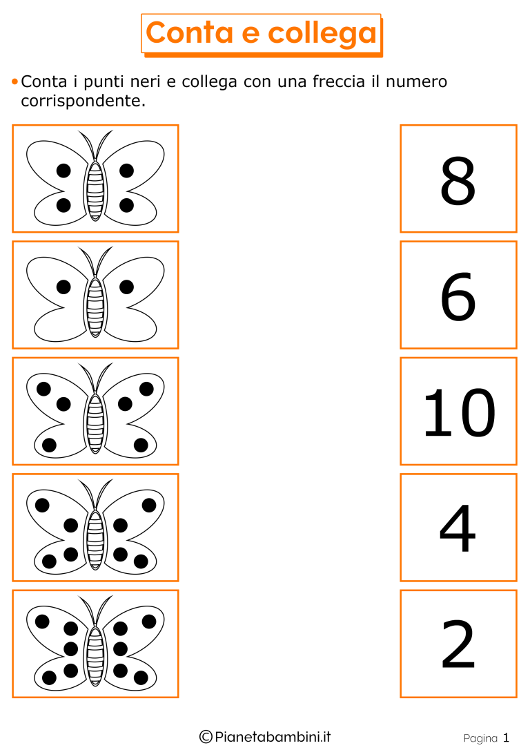 Giochi Di Matematica Per Bambini Di 6 7 Anni Da Stampare Toán Học
