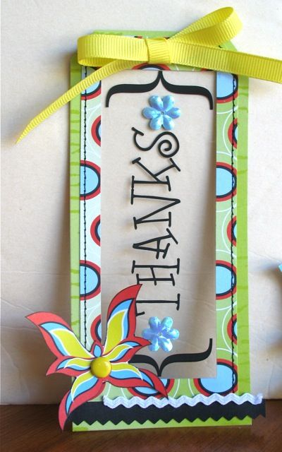Tag Ideas: transparent tags - could be a cute addition to a mini album