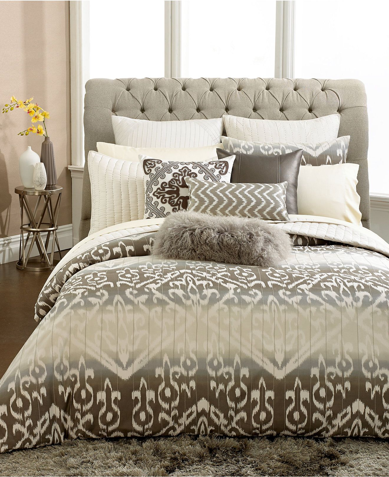 aebadbfad - closeout inc international concepts kali king duvet cover