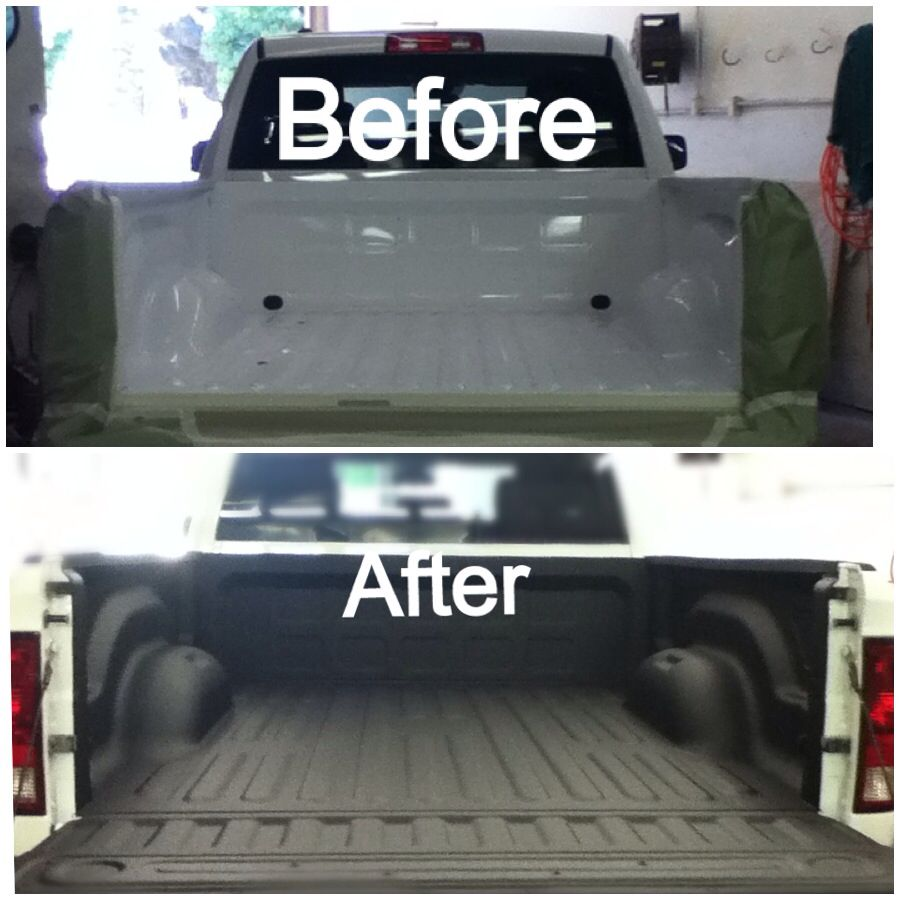 Line x spray on truck bed liner for more information to to line
