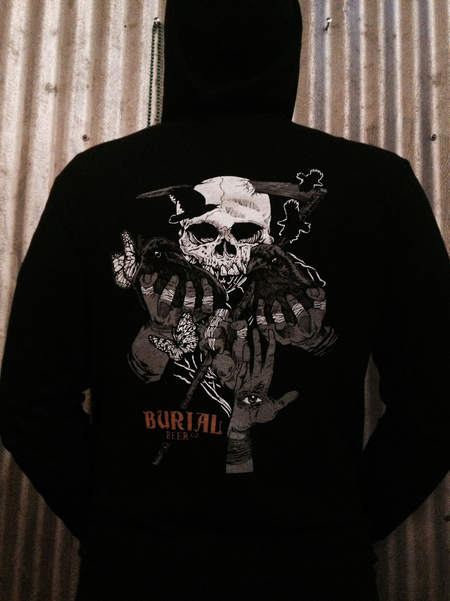 2735033c0 Picked Up This Hoodie At Burial Beer In Asheville, NC | Clothes ...