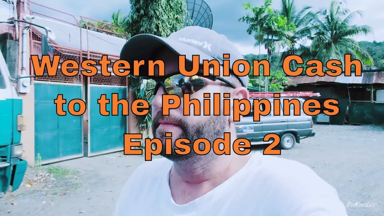 Western Union Money to the Philippines (With images