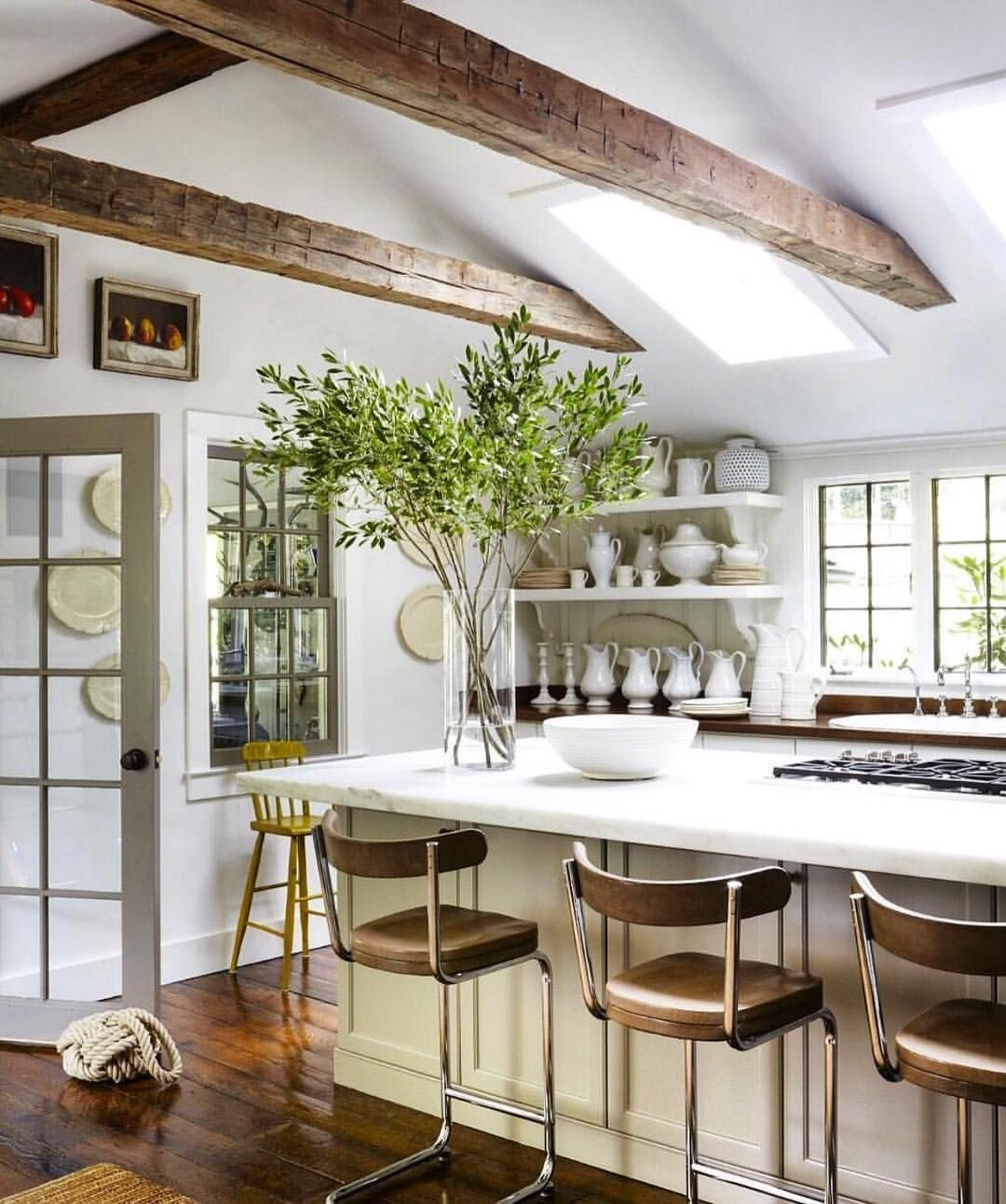 Rustic kitchen a house a home pinterest rustic kitchen