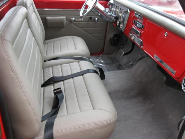Pin By Tovar M On Lowered 1967 72 C10 Car Interior Upholstery Chevy C10 Chevy