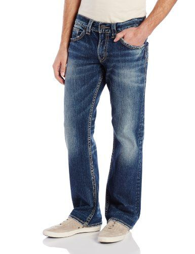 2b39bbbd Chic Silver Jeans Co. Silver Jeans Co. Zac Relaxed Fit Straight Leg Jeans  Mens Jeans. [$48.46 - 187.61] perfecttopbuy.ga from top store