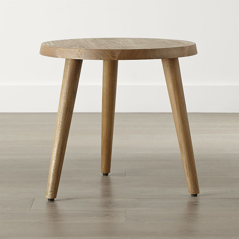 Edgewood Round Side Table Round Side Table Side Table Living Room Side Table [ 1015 x 1015 Pixel ]