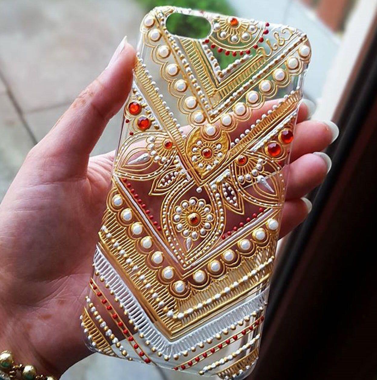 Pin By Zoya Yunus On Covers Diy Phone Case Phone Bottle Painting