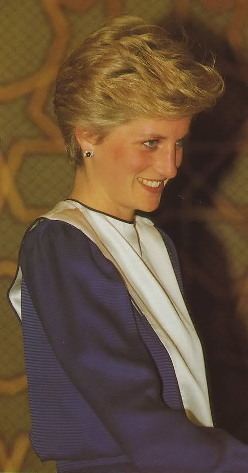 Princess Diana in Arabia