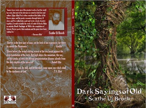 Another fine book of poetry by Scathe.  Cover art by Tais Teng.