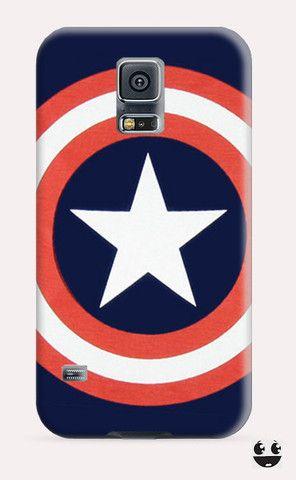 Captain America Shield Galaxy Samsung S5, Galaxy Samsung S4, Galaxy Samsung S3
