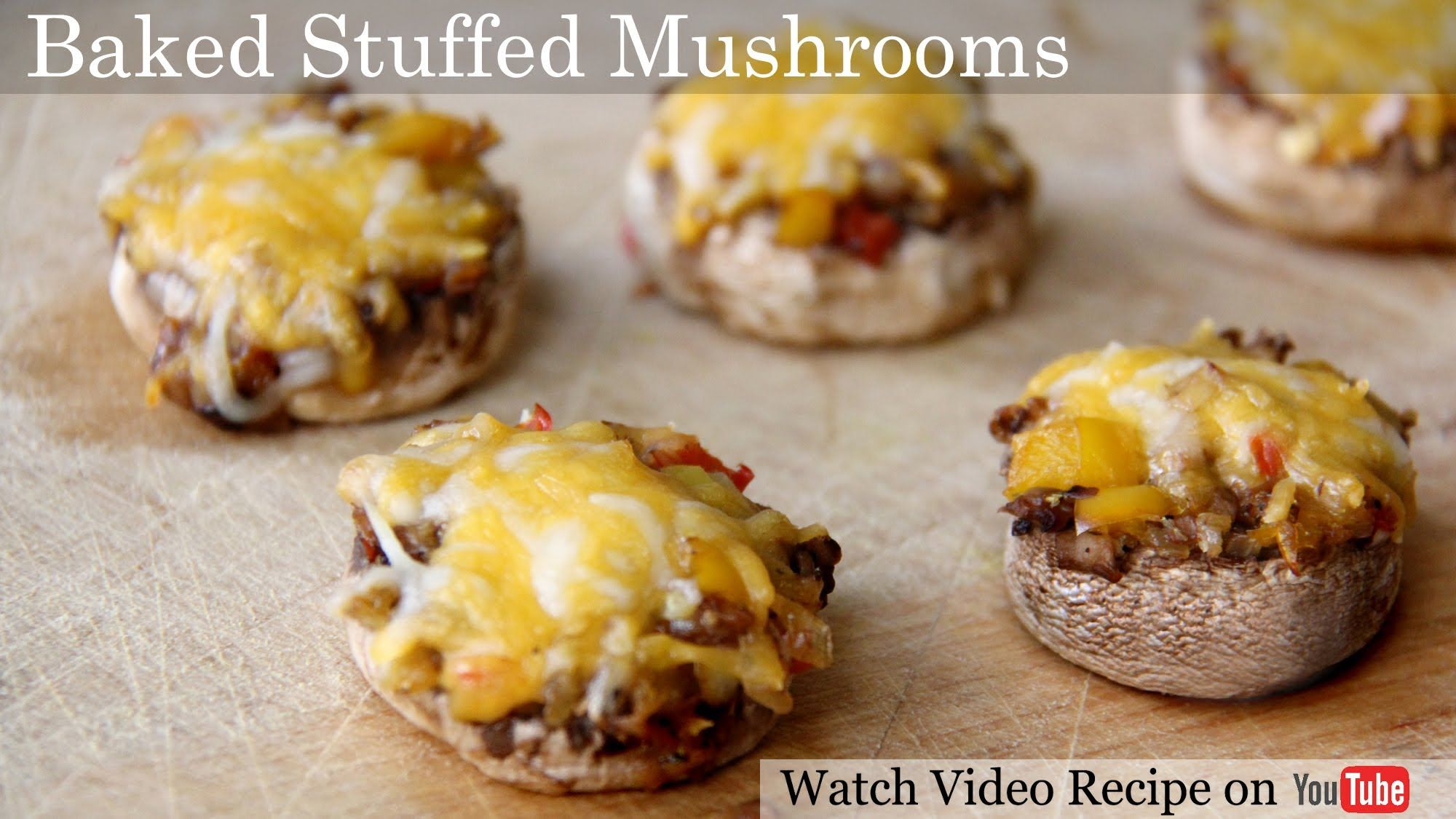 Stuffed mushrooms recipe easy and quick indian vegetarian snacks stuffed mushrooms recipe easy and quick indian vegetarian snacks appe forumfinder Images
