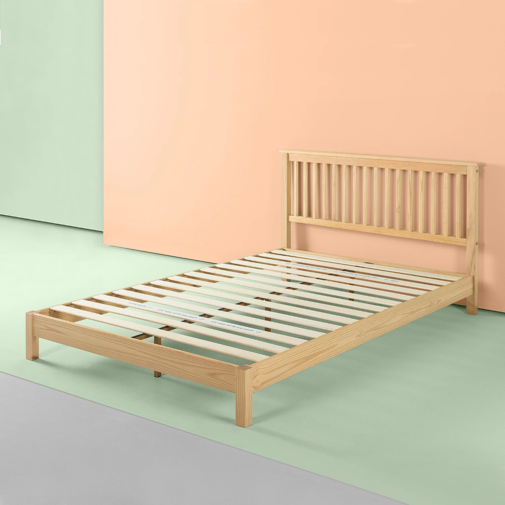 Zinus Brandi Quick Lock 30 In Wide Day Bed Frame And Foam