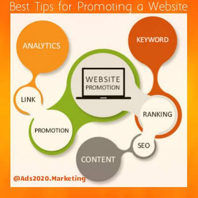 10 Best Ways To Website Promotion Using Seo Advertising Marketing Social Media Ad Website Promotion Marketing Strategy Social Media Social Media Marketing