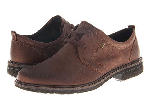 ECCO Turn GTX Tie | Travel shoes, Turn