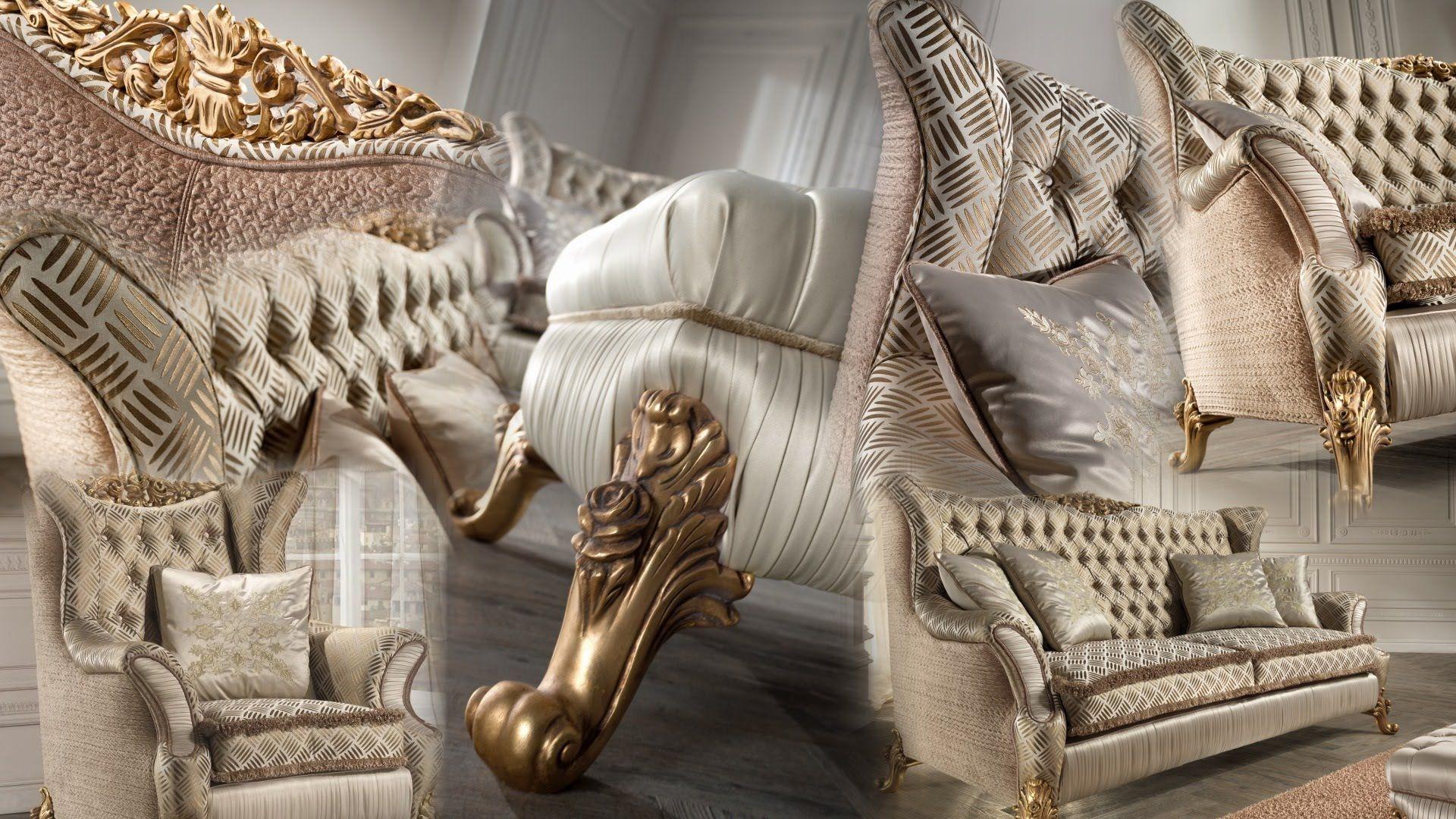 RAVASI Classic Furniture Luxury Sofas