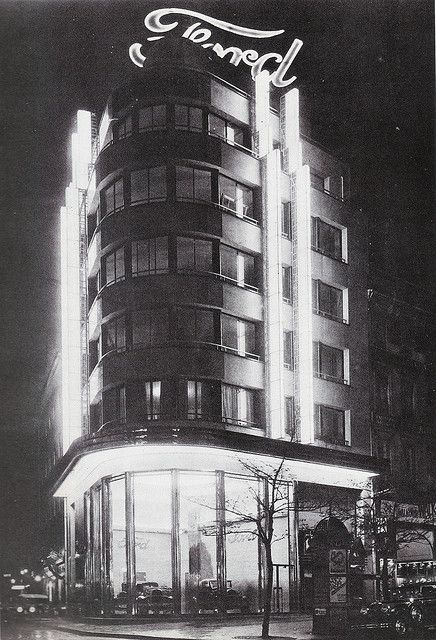 Ford Building Exhibition [1929-30]- Paris IXe | Flickr - Photo Sharing!