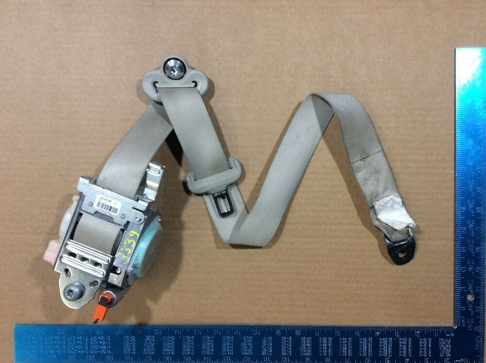 Ad eBay) 08-10 Ford Edge Front Left Seat Belt Retractor OEM