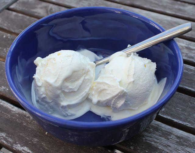 Rezept für schnelles Cheesecake-Eis nach Lebovitz