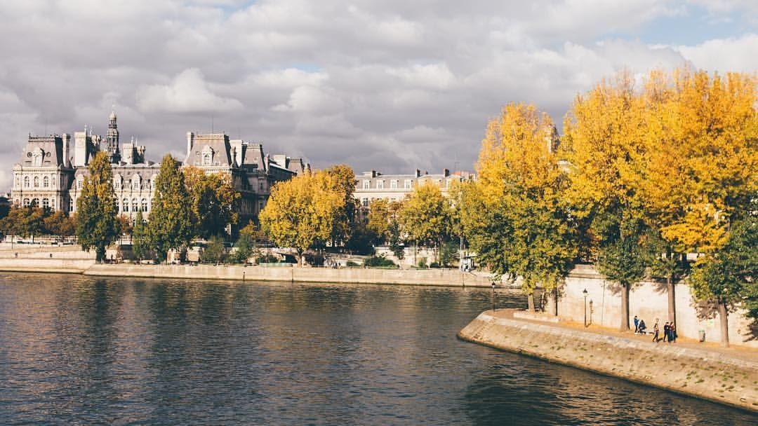 Autumn is coming in Paris   Check my other photos... - achargros