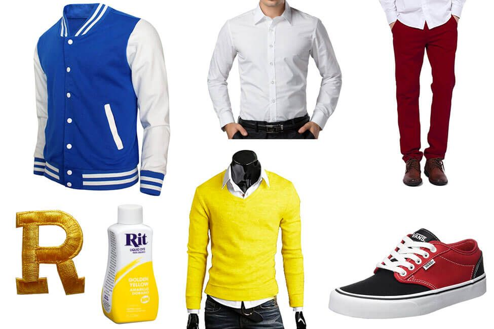 Archie Andrews Costume Carbon Costume Boards Pinterest
