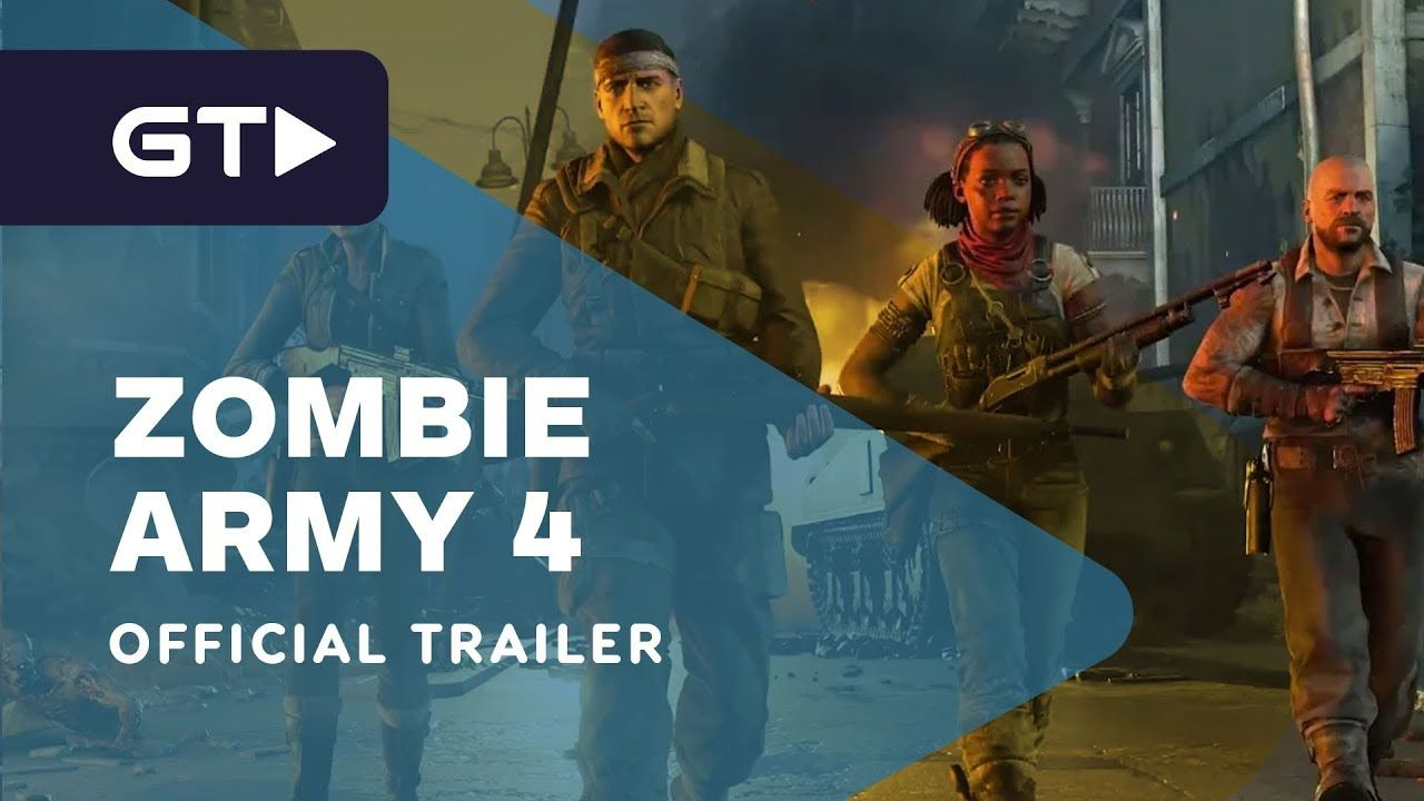 Zombie Army 4 Dead War Official Trailer Zombie Army Official Trailer Army