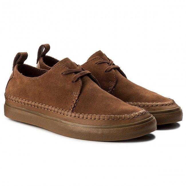 55885bd3a9a Κλειστά παπούτσια CLARKS - Kessell Craft 261328687 Tan Suede Clarks,  Dessert, Postres, Desserts