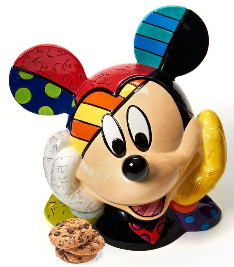 My Disney Kitchen: Image Detail For -... Britto Limited Edition Mickey Mouse