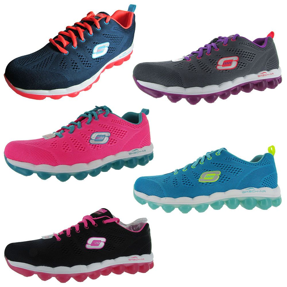 Skechers Womens 11849 Skech-Air Inspire Training Shoe
