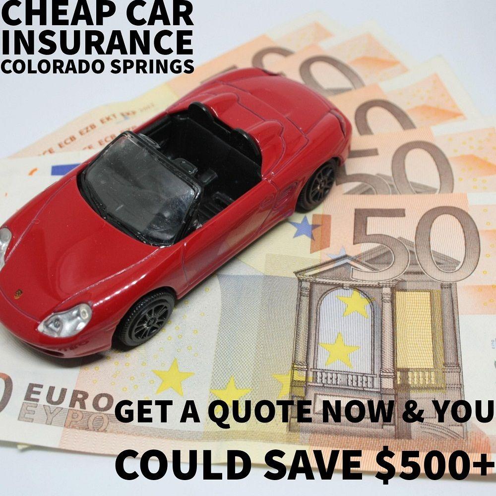 Cheap Car Insurance Colorado Springs Auto Insurance Agency Sales