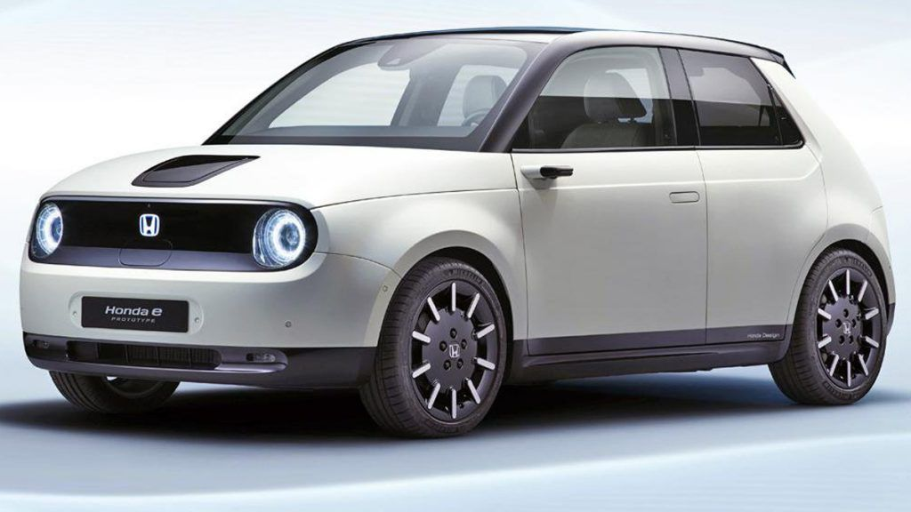 Honda e will seek to improve urban driving City car