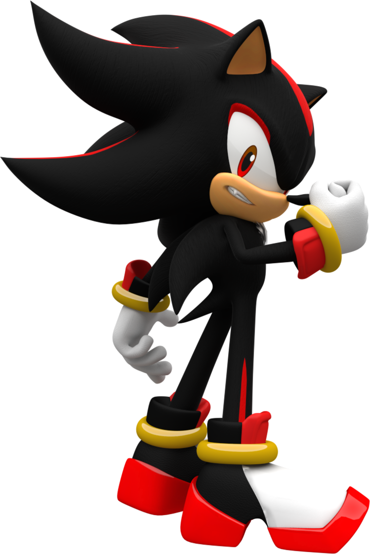 Shadow The Hedgehog (Boom Fan Design 2) by FinnAkira on DeviantArt ...