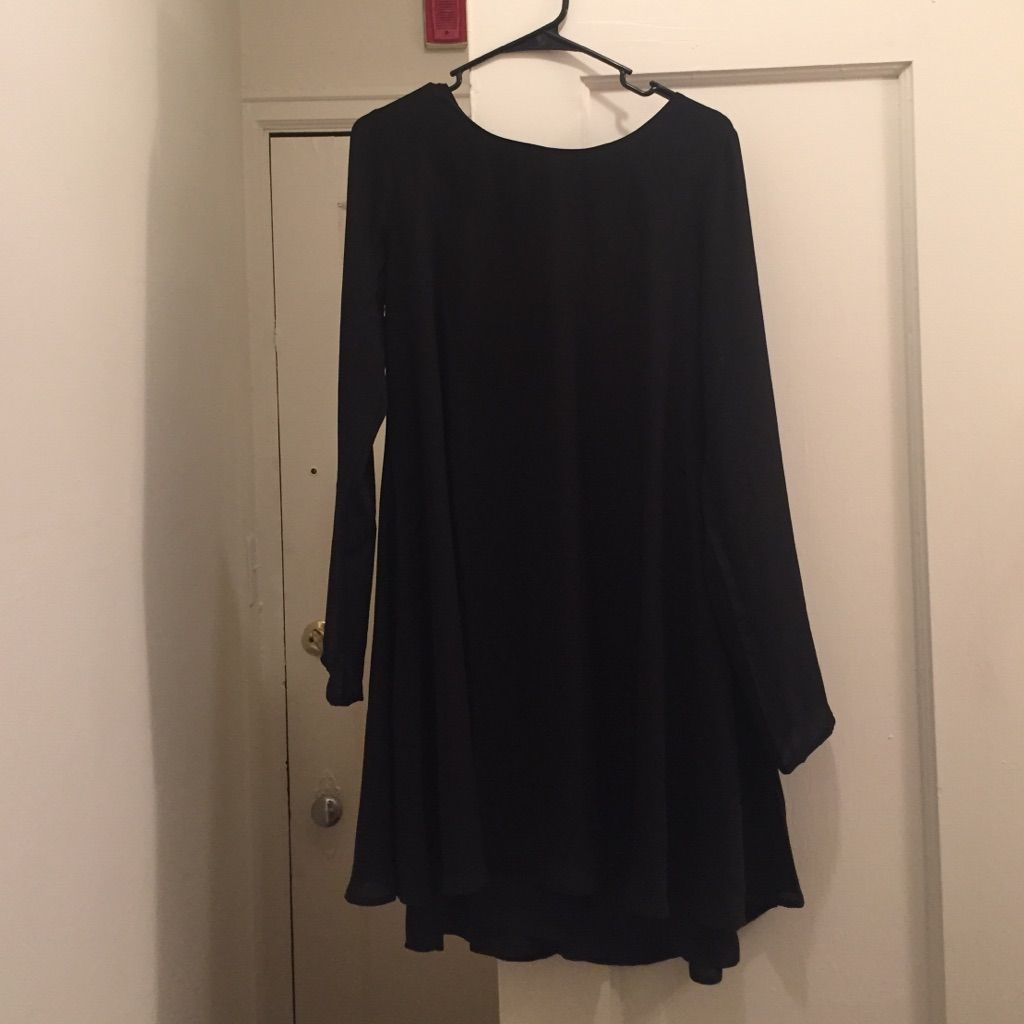Black long sleeve cocktail dress products