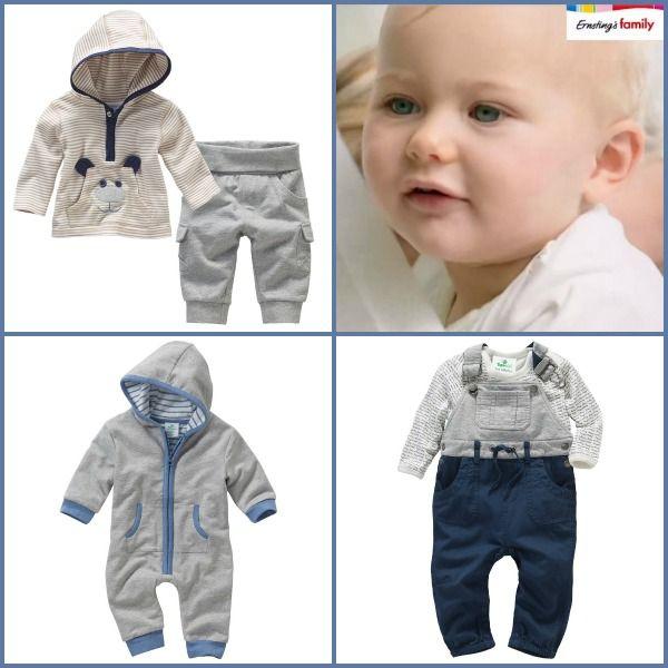 """Die neue Babymode-Kollektion """"Pure Collection"""" von Ernsting's family aus Biobaumwolle ist da!"""