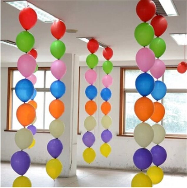Perfect Balloons For Decoration For A Party Decoration Natural Decorations In Image  List Top Decoration Favorites Home