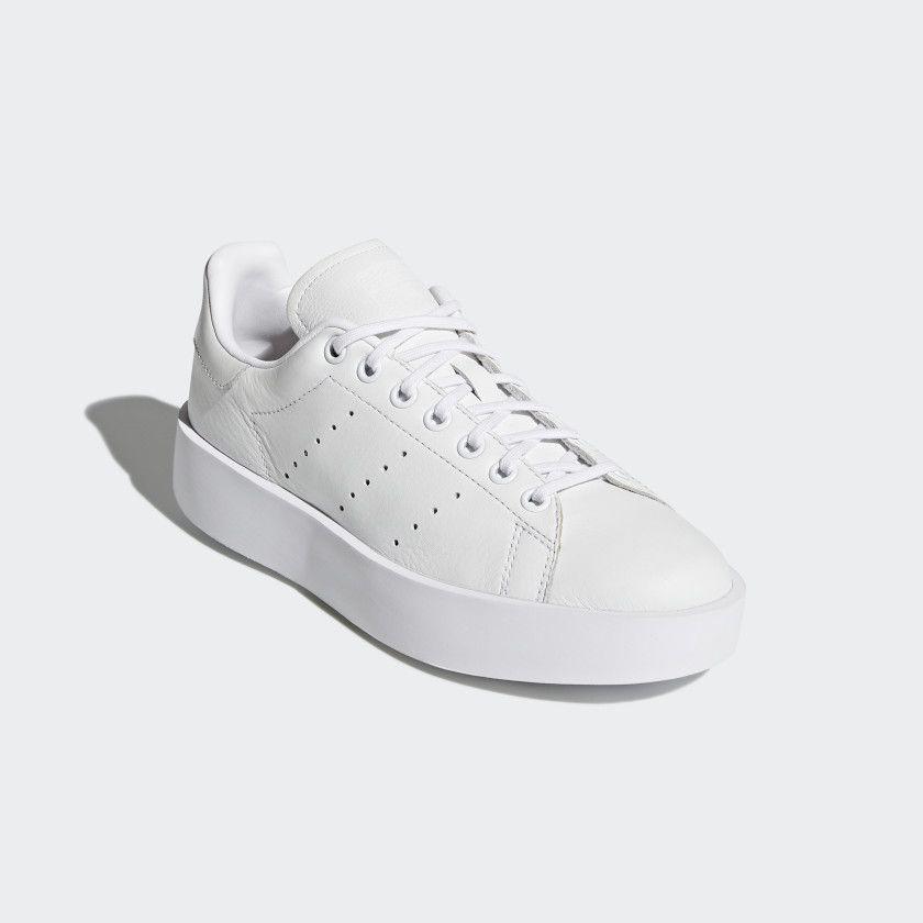 Stan Smith Bold Shoes Cloud White