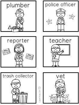 Are you teaching your students about community helpers ...